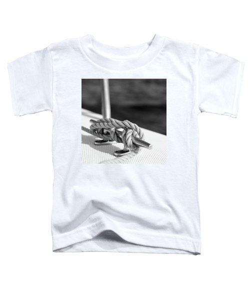Sailor's Knot Square Toddler T-Shirt
