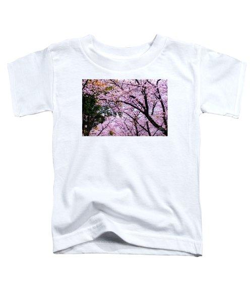 Sakura Toddler T-Shirt