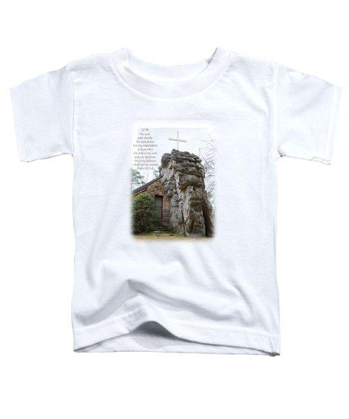Sallie Howard Memorial Chapel Toddler T-Shirt