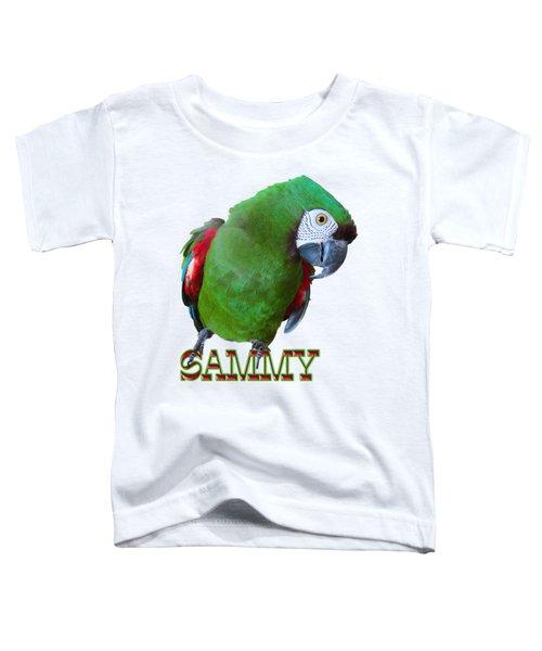 Sammy The Severe Toddler T-Shirt