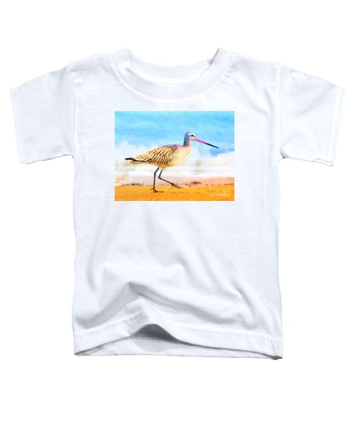 Sand Between My Toes ... Toddler T-Shirt