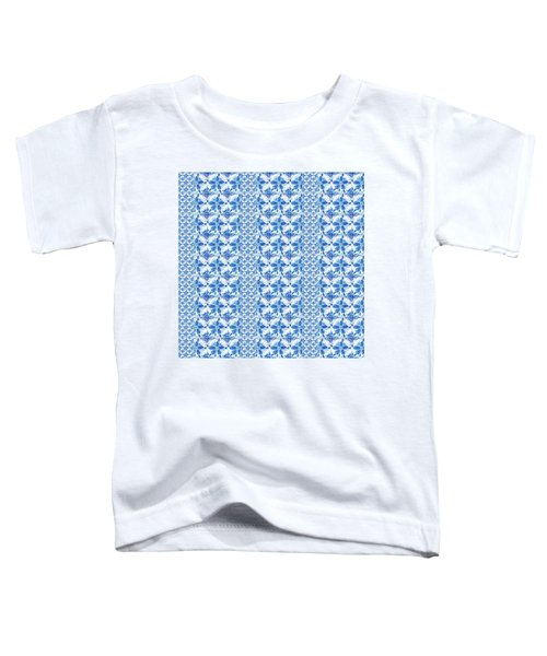 Sand Dollar Delight Pattern 2 Toddler T-Shirt