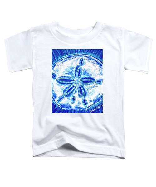 Sand Dollar Toddler T-Shirt