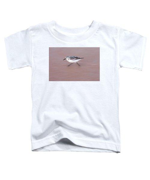 Sanderling On The Run Toddler T-Shirt