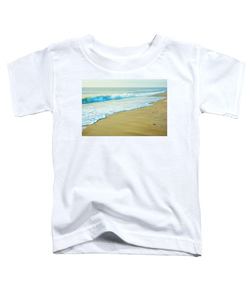 Sandy Hook Beach, New Jersey, Usa Toddler T-Shirt