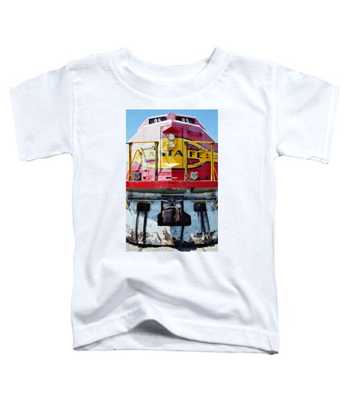 Sante Fe Railway Toddler T-Shirt