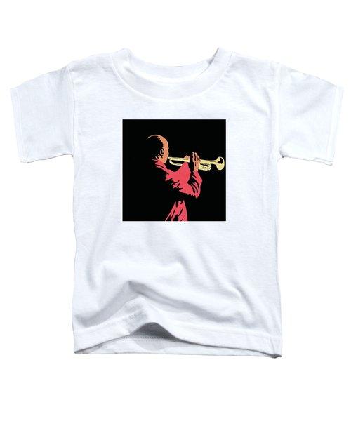 Satchmo Toddler T-Shirt