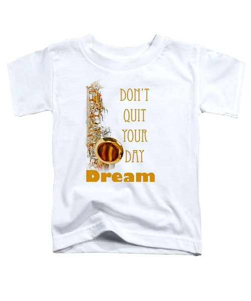 Saxophone Fine Art Photographs Art Prints 5019.02 Toddler T-Shirt by M K  Miller