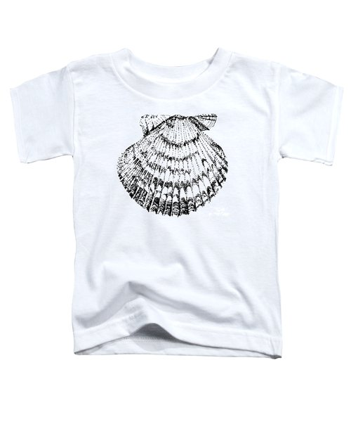 Scallop Toddler T-Shirt