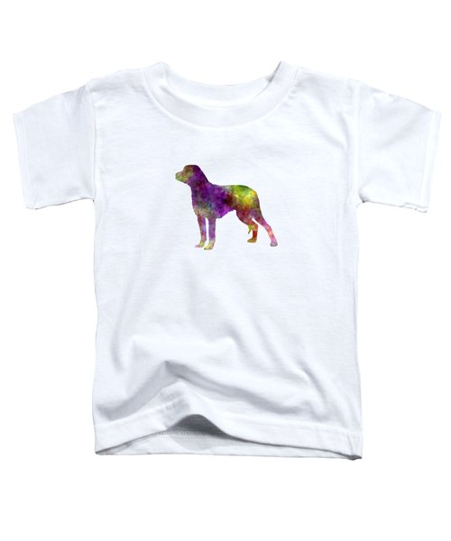Schillerstovare In Watercolor Toddler T-Shirt