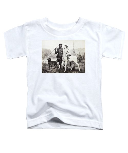Schutzenberger: Centaurs Toddler T-Shirt by Granger