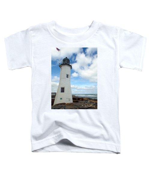 Scituate Light Toddler T-Shirt