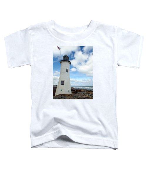 Scituate Light Toddler T-Shirt