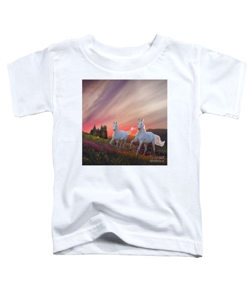 Scotland Fantasy Toddler T-Shirt