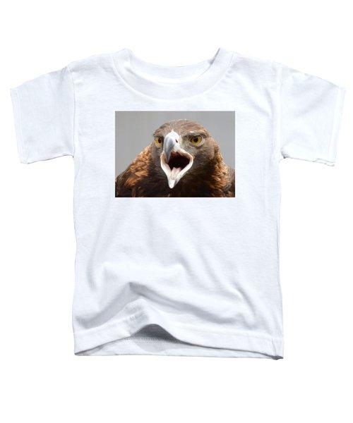 Screaming Eagle Toddler T-Shirt
