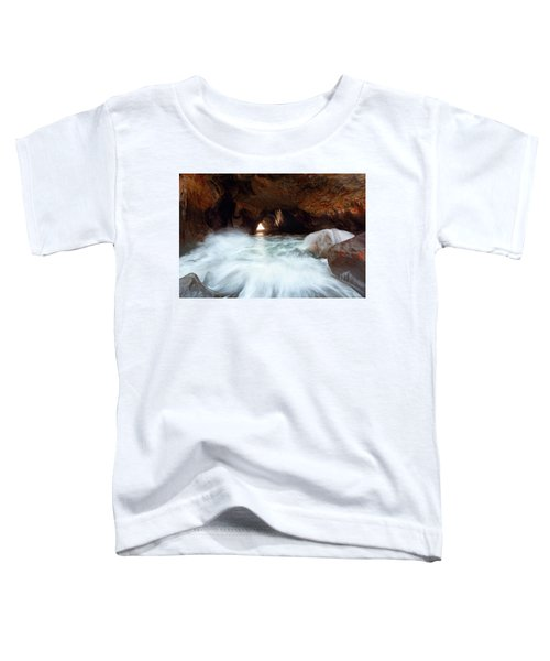 Sea Cave Toddler T-Shirt