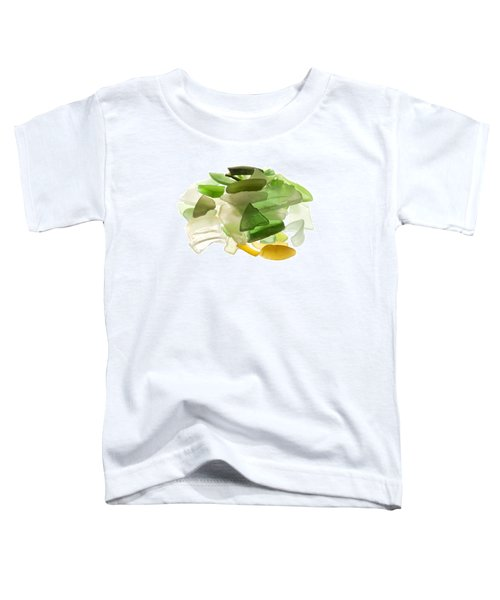 Sea Glass Toddler T-Shirt