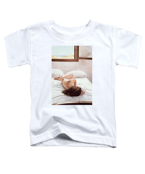 Sea Light On Your Body Toddler T-Shirt