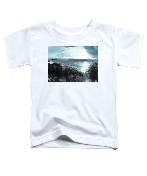 Seaface Toddler T-Shirt