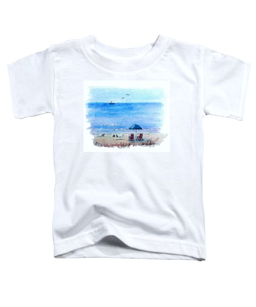 Seagulls Toddler T-Shirt