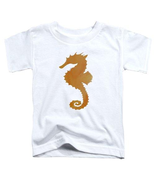 Seahorse Toddler T-Shirt