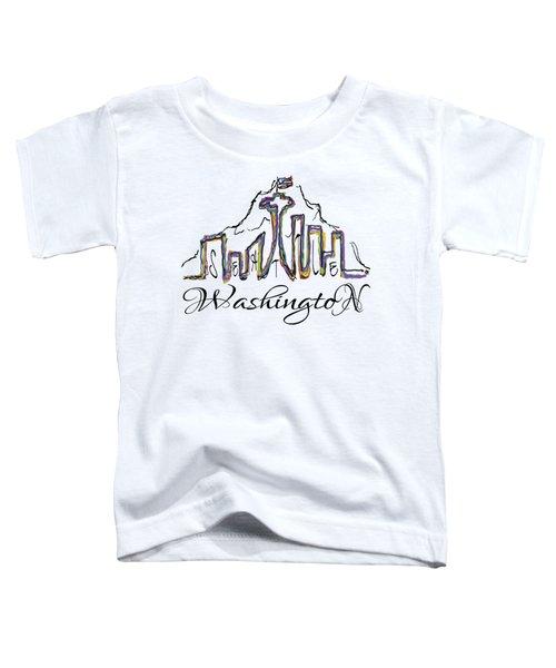 Seattle Toddler T-Shirt