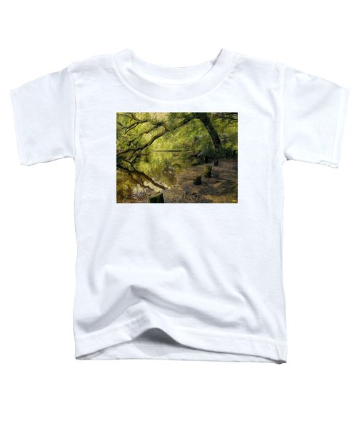 Secluded Sanctuary Toddler T-Shirt
