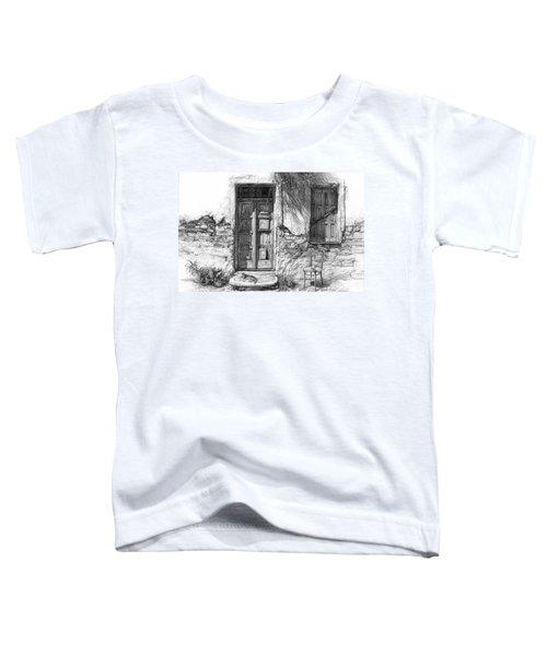 Secret Of The Closed Doors Toddler T-Shirt