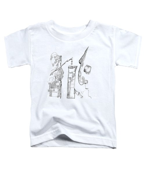 Secrets Of The Engineers Toddler T-Shirt