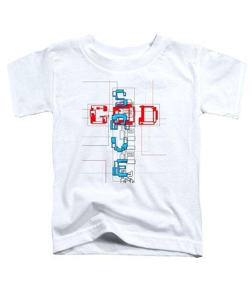 Seek, The Saving God Toddler T-Shirt