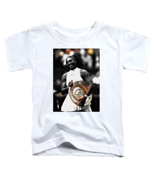 Serena Big Prize Toddler T-Shirt