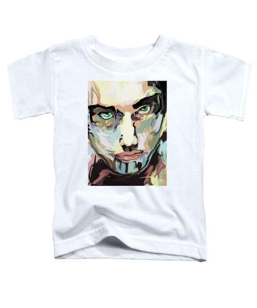 Serious Face Toddler T-Shirt