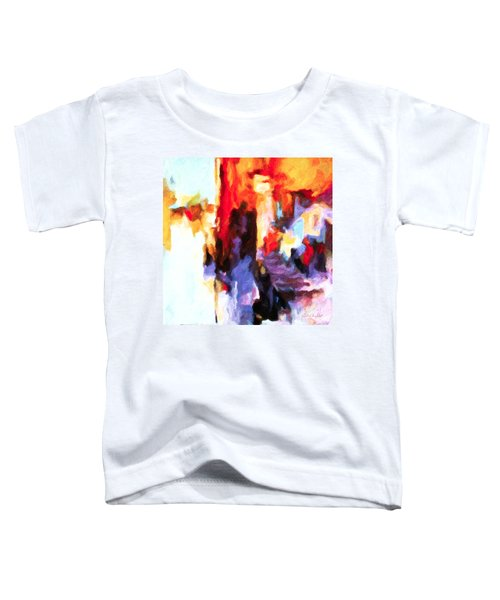 Seven Steps Toddler T-Shirt
