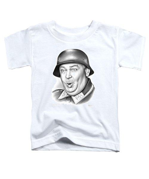 Sgt Schultz Toddler T-Shirt