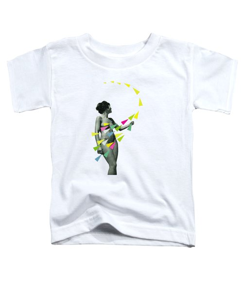 She's A Whirlwind Toddler T-Shirt