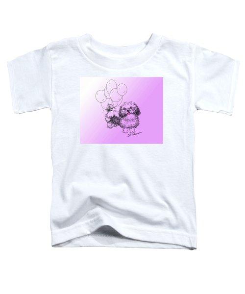 Shih Tzu Toddler T-Shirt