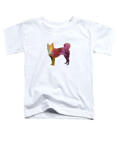 Shikoku In Watercolor Toddler T-Shirt