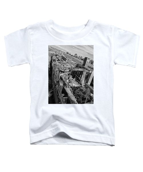 Shipwreck Toddler T-Shirt
