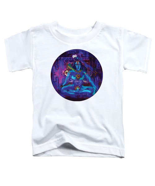 Shiva In Meditation Toddler T-Shirt