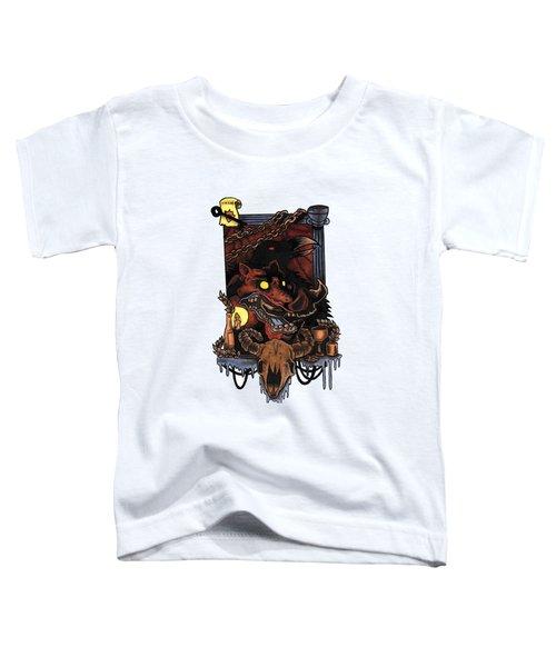 Shmignola Toddler T-Shirt by Vicki Von Doom
