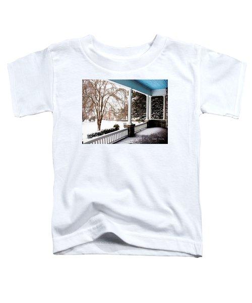 Side Porch Toddler T-Shirt