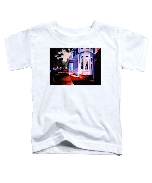 Side Street - Lambertville Toddler T-Shirt