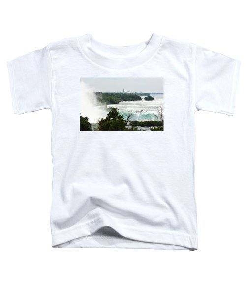 Sideview Mist Toddler T-Shirt