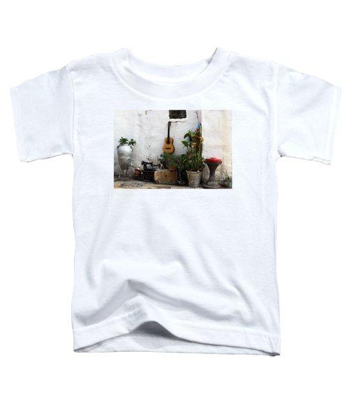Sidewalk Collage #2 Toddler T-Shirt