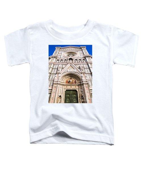 Siena Cathedral Toddler T-Shirt