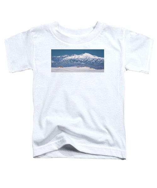 Sierra Blanca Toddler T-Shirt