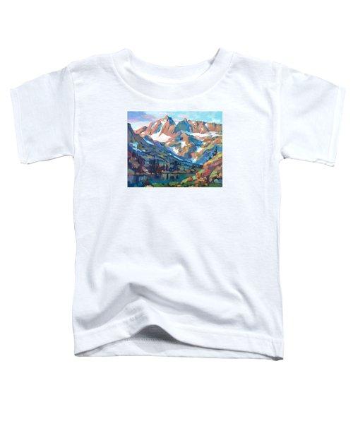 Sierra Nevada Silence Toddler T-Shirt
