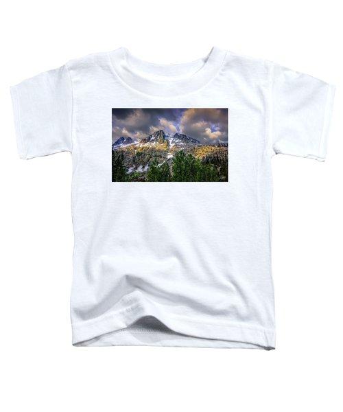Sierra Sunrise Toddler T-Shirt