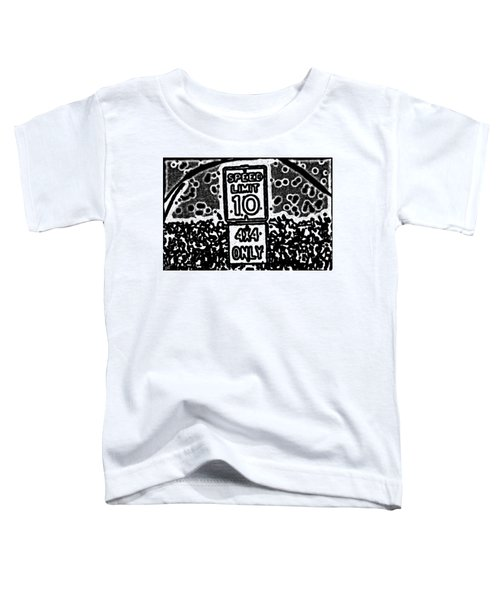 Sign To Elsewhere Toddler T-Shirt