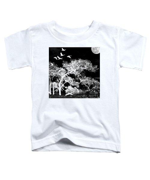Silver Nights Toddler T-Shirt